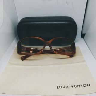 ルイヴィトン(LOUIS VUITTON)の【正規品】ルイヴィトン LOUIS VUITTON スプソン  サングラス(サングラス/メガネ)
