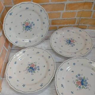 ニッコー(NIKKO)のNIKKO Provincial Designs 大皿4枚 未使用品 大プレート(食器)