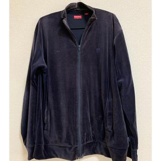 シュプリーム(Supreme)のVintage Supreme Velvet Pullover Jersey (ジャージ)