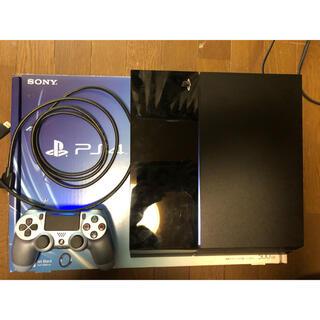 プレイステーション4(PlayStation4)のSONY PlayStation4 本体 CUH-1100AB01 PS4(家庭用ゲーム機本体)