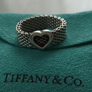 ティファニー(Tiffany & Co.)のTIFFANY&CO.【正規品】(リング(指輪))