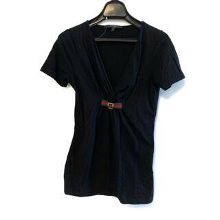 グッチ(Gucci)のGUCCI(グッチ) サイズS レディース -(カットソー(半袖/袖なし))