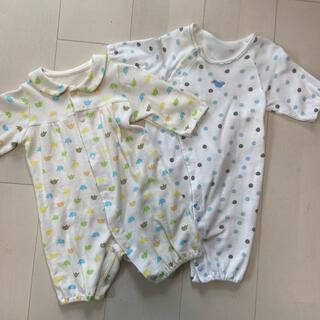 アカチャンホンポ - 新生児 出産準備 ロンパース カバーオール