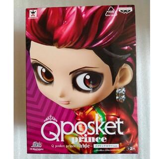 バンプレスト(BANPRESTO)のQposket hide フィギュア vol.1 メタリックカラー プライズ(その他)