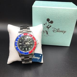 ディズニー(Disney)のディズニー Disney ミッキー 腕時計 メンズ ステンレス 電池切れ 中古品(腕時計(アナログ))