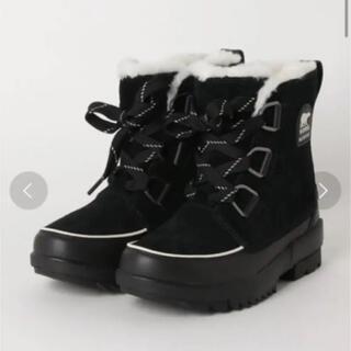 ソレル(SOREL)のSOREL ソレル TIVOLI Ⅳ ティボリⅣ 黒(ブーツ)