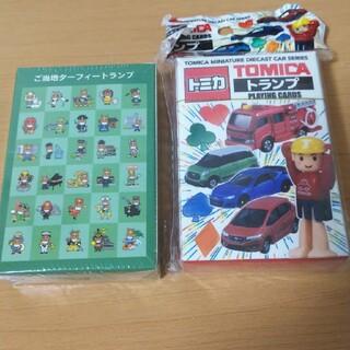 タカラトミー(Takara Tomy)ののっち様専用 玩具 トミカ トランプ とJRAターフィートランプ(トランプ/UNO)