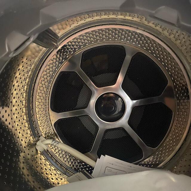 東芝(トウシバ)の2017年東芝ドラム式洗濯乾燥機11/7 スマホ/家電/カメラの生活家電(洗濯機)の商品写真