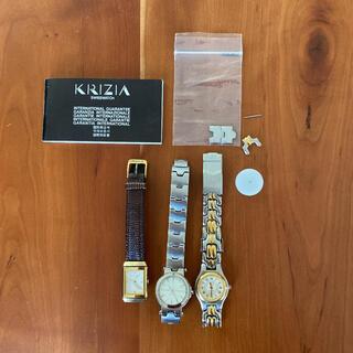レノマ(RENOMA)のレディース 腕時計 ジャンク品 まとめ売り(腕時計)
