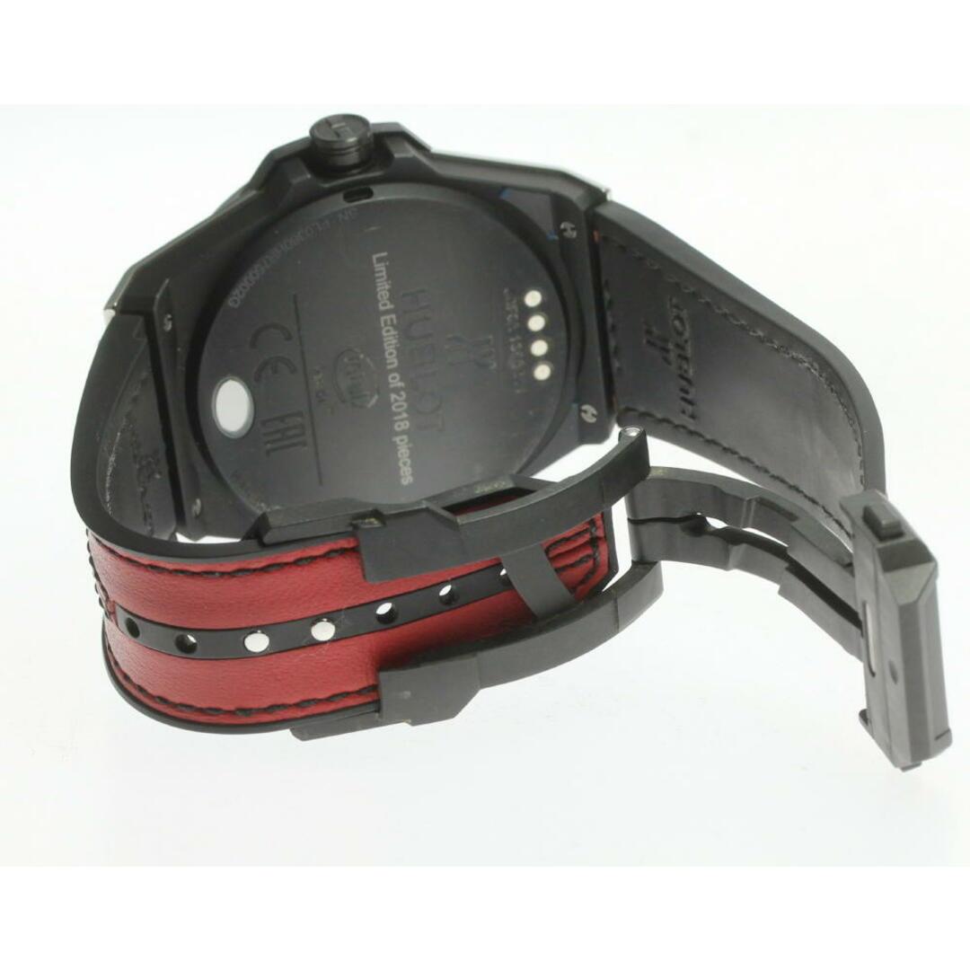 HUBLOT(ウブロ)のウブロ メンズ 【中古】 メンズの時計(腕時計(デジタル))の商品写真