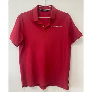 ルイガノ(LOUIS GARNEAU)のlouisgarneau  ルイガノ ポロシャツ サイズ M(ポロシャツ)