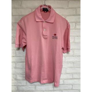 パーリーゲイツ(PEARLY GATES)のパーリーゲイツ  半袖ポロシャツ メンズ Sサイズ ゴルフウェア (ウエア)