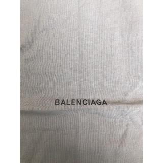 バレンシアガ(Balenciaga)のバレンシアガ BALENCIAGA 保存袋 布袋 巾着袋 新品・未使用(ショップ袋)