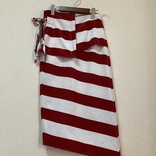 ヌメロヴェントゥーノ(N°21)のn21 ヌメロヴェントゥーノ スカート(ロングスカート)