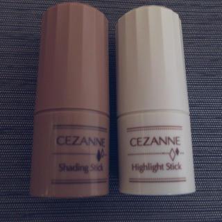 セザンヌケショウヒン(CEZANNE(セザンヌ化粧品))のセザンヌ ハイライト/シェーディングスティック(フェイスカラー)