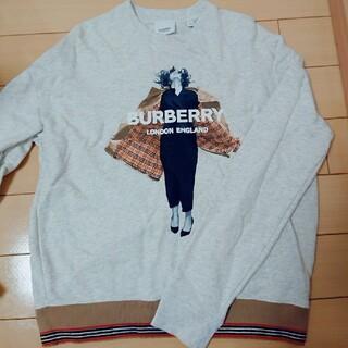 バーバリー(BURBERRY)のBURBERRYチルドレン スウェットトレーナー 14Y キッズ(トレーナー/スウェット)