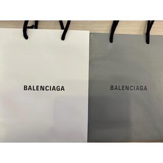 バレンシアガ(Balenciaga)のBALENCIAGA♡ショッパー【2枚セット】(ショップ袋)