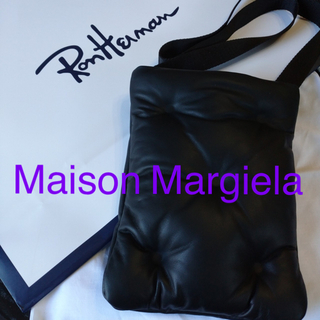 ロンハーマン(Ron Herman)の希少商品Maison Margiela GLAM SLAM CAMERA BAG(ショルダーバッグ)