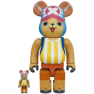BE@RBRICK トニートニー・チョッパー 100% & 400%(その他)