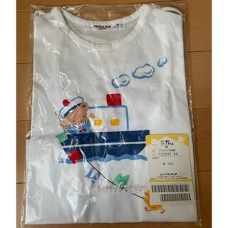 familiar - ファミリア Tシャツ 新品未使用 80