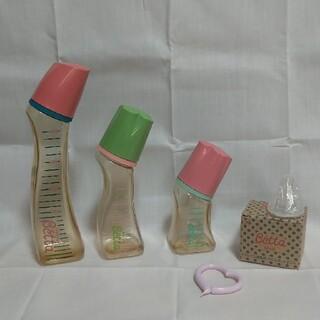 VETTA - 【送料込み】ベッタ 哺乳瓶3本 消毒済み