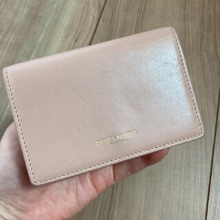Saint Laurent - サンローラン カードケース コインケース ミニ財布