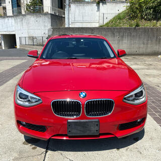 BMW - 即購入厳禁!BMW 1シリーズ 116i 中古美品サンルーフ、ナビ、バックカメラ