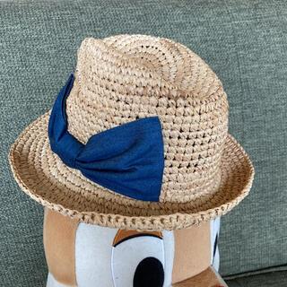 マーキーズ(MARKEY'S)のocean&ground 麦わら帽子 ストローハット(帽子)
