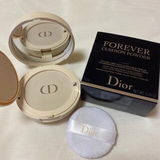 Dior - ディオール クッションパウダー ラベンダー フェイスパウダー DIOR