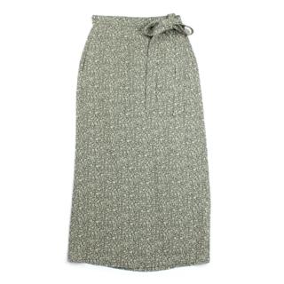 シンゾーン(Shinzone)のTHE SHINZONE (ザ シンゾーン) オリジナルジャガードラップスカート(ロングスカート)
