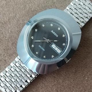 ラドー(RADO)のRADO DIASTAR  ラドー ダイヤスター(腕時計(アナログ))