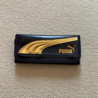 プーマ(PUMA)のプーマ PUMA レザー ロングウォレット(長財布)
