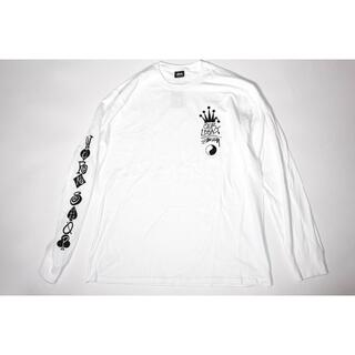STUSSY - STUSSY OUR LEGACY  TEE WHITE