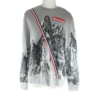 モンクレール(MONCLER)のモンクレール      コットン        メンズ  セーター(ニット/セーター)