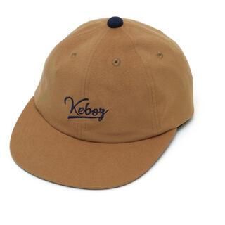 フリークスストア(FREAK'S STORE)のKEBOZ FAKE SUEDE CAP BEIGE(キャップ)