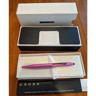 【新品】CROSS ボールペン・タッチペン