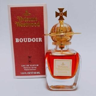 ヴィヴィアンウエストウッド(Vivienne Westwood)のほぼ新品 ヴィヴィアン ウエストウッド ブドワール オードパルファム 30ml (香水(女性用))