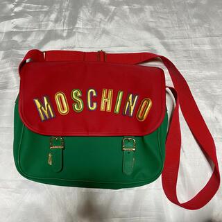 モスキーノ(MOSCHINO)のモスキーノ MOSCHINO ショルダーバッグ レア (ショルダーバッグ)