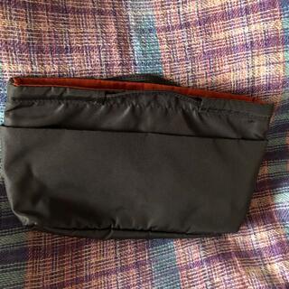 ムジルシリョウヒン(MUJI (無印良品))のバッグインバッグ グレー色(その他)