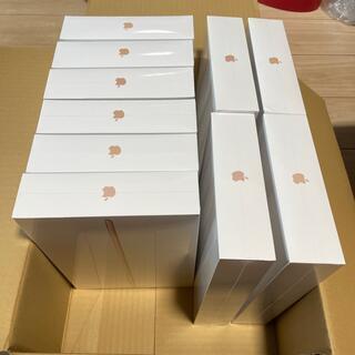 アップル(Apple)の10台セット 新品 iPad 第8世代 Wi-Fiモデル 32GB ゴールド(タブレット)