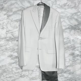 ディオール(Dior)のDIOR 20ss ストールジャケット(テーラードジャケット)