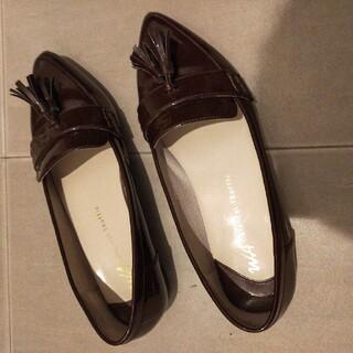 オリエンタルトラフィック(ORiental TRaffic)のローファー ブラウン(ローファー/革靴)