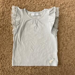タルティーヌ エ ショコラ(Tartine et Chocolat)のタルティーヌショコラ Tシャツ100(Tシャツ/カットソー)