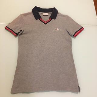 モンクレール(MONCLER)のモンクレール ポロシャツ 140〜150 モンクレ 正規品(Tシャツ/カットソー)