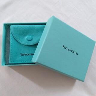 ティファニー(Tiffany & Co.)のTIFFANY&Co. アクセサリーケース(小物入れ)