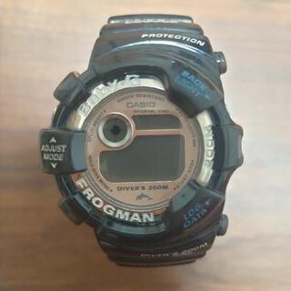 ベビージー(Baby-G)のCasio G-SHOCK Baby-G BGW-103K FROGMAN(腕時計)