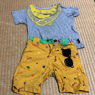 コンビミニ(Combi mini)のコンビミニTシャツ⭐︎ジャンクストアーパンツ(Tシャツ/カットソー)
