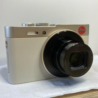 ライカ(LEICA)のLEICA C (専用ケース付)(コンパクトデジタルカメラ)