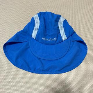 モンベル(mont bell)のmont-bellモンベル ベビー帽子(帽子)