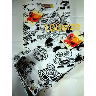 ヒステリックミニ(HYSTERIC MINI)の半袖Tシャツ/ショートパンツ/上下セット(その他)